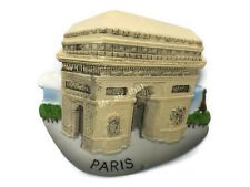 Arc de Triomphe FRANCE Paris SOUVENIR RESIN 3D FRIDGE MAGNET SOUVENIR TOURIST