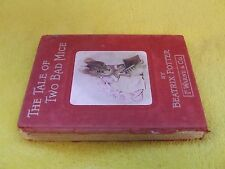 The Tale of Two Bad Mice -- Beatrix Potter  -- F.Warne & Co.  1904