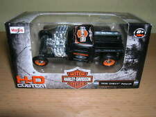 Maisto Harley-Davidson customs 1936 CHEVY PICKUP Hotrod nero, 1:64