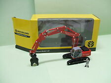 CISAILLEUSE ENGIN TP BTP 1/87 H0 New Holland E245
