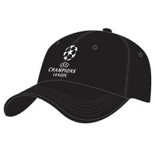 Official Licensed Football Product UEFA Champions League Baseball Cap Hat New