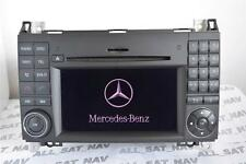 Mercedes Comand APS NTG2.5 W169 W245 A B 6 CD changer navigation system sat nav