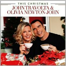 OLIVIA NEWTON-JOHN/JOHN TRAVOLTA -- THIS CHRISTMAS  CD  INTERNATIONAL POP  NEU