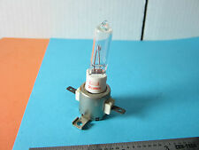 MICROSCOPE LAMP SYLVANIA 100W 11.5V TYPE S-8 ILLUMINATOR OPTICS BIN#B9-23