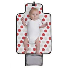 Compact Baby Travel Changing Mat ideal for your Handbag   NEW   22851