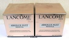 LANCOME ABSOLUE PREMIUM BX NUIT 30ml ( 2 X 15ML) - CELLOPHANE WRAPPED