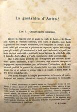 FRIULI CIVIDALE GASTALDIA D'ANTRO