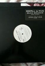 """8Ball & MJG* Feat. DJ Quik - Buck Bounce (12"""", Promo)"""