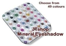 JTshop Superior Mineral EyeShadow (5 x 0.15g) 49 Colour Choices - All Natural