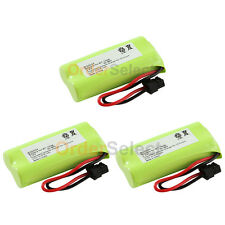 3 NEW OEM BG0024 BG024 Cordless Home Phone Rechargable Replacement Battery Pack