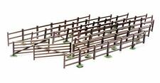 Dapol C023 Fences and Gates (8 Strips) Kit OO Gauge