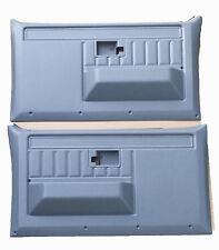 Gray Door Panels Molded Plastic for Chevy GMC Blazer Suburban Jimmy C/K Truck