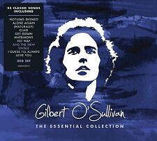 Gilbert O'sullivan - The Essential Collection [2 CD] NEW RELEASE