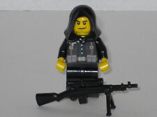 Lego Custom Minifig WW2 Modern Warfare Wehrmacht Sniper with weapon Army Builder