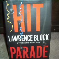 Hit Parade by Lawrence Block HB DJ $25 1st Edition