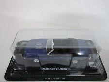 CHEVROLET CAMARO S`S  - ESC.-1/43 - DEL PRADO - CARS