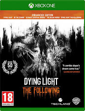 DYING LIGHT: THE FOLLOWING: ENHANCED EDITION - Xbox One XboxOne Game