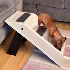 Folding Dog Pet Steps Portable Lightweight Travel Stairs