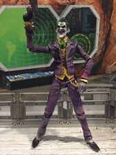 Batman Arkham Origins The Joker Play Arts Kai Action Figure Square-Enix loose