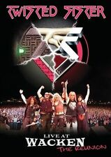 Live at Wacken: The Reunion [PA] by Twisted Sister (CD, 2003, 2 Discs, Eagle...
