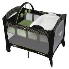 Graco Pack 'n Play Playard w/ Reversible Napper & Changer in Hudson Brand New!!