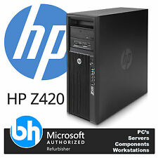 HP Z420 Barebones 16GB RAM Xeon Eight Octa Core E5-2650 2.00GHz Workstation CAD