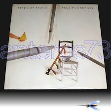 "PAUL McCARTNEY THE BEATLES ""PIPES OF PEACE"" RARE LP ITALY - SEALED"