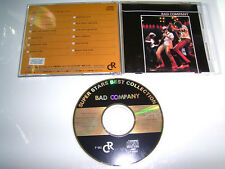 CD - Bad Company Super Stars Best Collection - Japan F 001