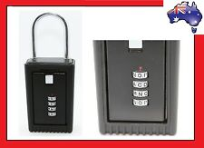 SURF LOCK LETTER KEY SAFE BOX STORAGE PADLOCK COMBINATION MTB CYCLING RUNNING
