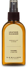R.M. WILLIAMS LEATHER CLEANER Boots Shoes clean and preserve leather