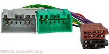 VOLVO V40 S40 S60 C70 V70 S80 XC90 Radio Adapter Kabelbaum ISO Stecker
