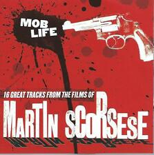 soundtrack CD MOB LIFE MARTIN SCORSESE FILM TRACKS
