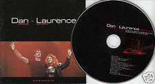 DAN BIGRAS & LAURENCE JALBERT Communio (CD 2000) French Quebec Live 14 Songs