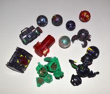 11 X Bola De Bakugan Figuras, Lote De Trabajo De Juguete. usado, en muy buena condición