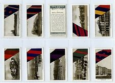 Full Set, Churchman, Well Known Ties 1934 EX (Gy123-450)
