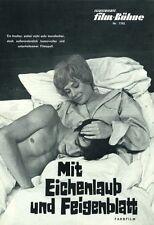 IFB 7762 | MIT EICHENLAUB UND FEIGENBLATT | Werner Enke | Topzustand