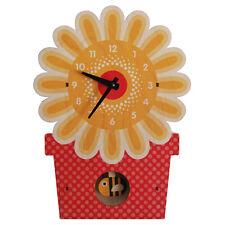 Modern Moose Flowerpot Pendulum Wall Clock