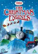 Thomas the Tank Engine and Friends: The Christmas Engines DVD NEW