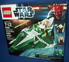 LEGO 9498 Saesee Tiin's Jedi Starfighter Star Wars Retired NISB