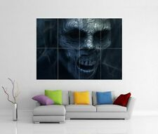 Zombie polpa Eaters WALKING DEAD Giant WALL ART PICTURE PRINT PHOTO POSTER J87
