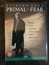 Primal Fear [1996] [DVD] - **New & Sealed**