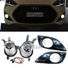 OEM Genuine Part Fog Light Lamp Cover LH+RH For HYUNDAI 2013-2017 Veloster Turbo