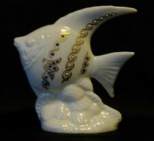 Lenox China Jewels Collection Angel Fish Figurine 1993