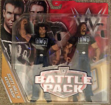 WWE Mattel Battle Pack 44 The Outsiders Kevin Nash & Scott Hall  Neu und OVP