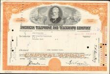 DECO =  AMERICAN TELEPHONE & TELEGRAPHE Cy, + 100 (USA) (I)