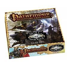 Pathfinder ADVENTURE CARD GAME Calavera y grilletes Base Set Nuevo