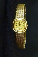 Beautiful Vintage Omega Ladies Watch 10K Gold Filled, Great Condition