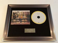 SIGNED/AUTOGRAPHED LEWIS WATSON - THE MORNING FRAMED CD PRESENTATION. RARE