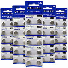 Wholesale LOT of 50 PCS LR1130 AG10 389A 1.5V Alkaline Button Cell Watch Battery