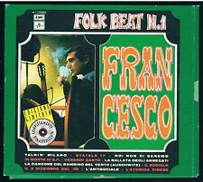 FRANCESCO GUCCINI FOLK BEAT N.1 CD EDIZIONE LIMITATA DIGIPACK F.C.